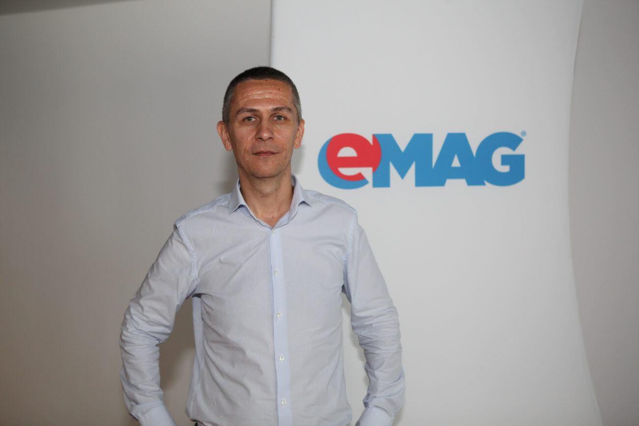 Iulian Stanciu, CEO eMAG: Nu avem în plan să investim în cryptocurrency
