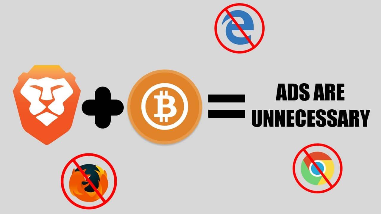 Browser-ul BRAVE testează tehnologia blockchain anti-ADs