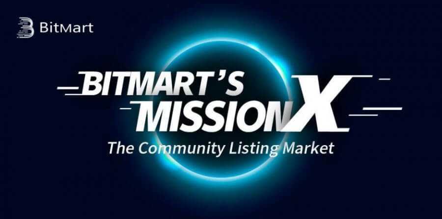 Platforma de cripto-exchange BitMart lanseaza MissionX pentru traderi