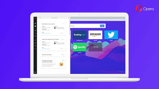 Opera aduce un wallet nativ pentru Ethereum direct in browser-ul web de desktop