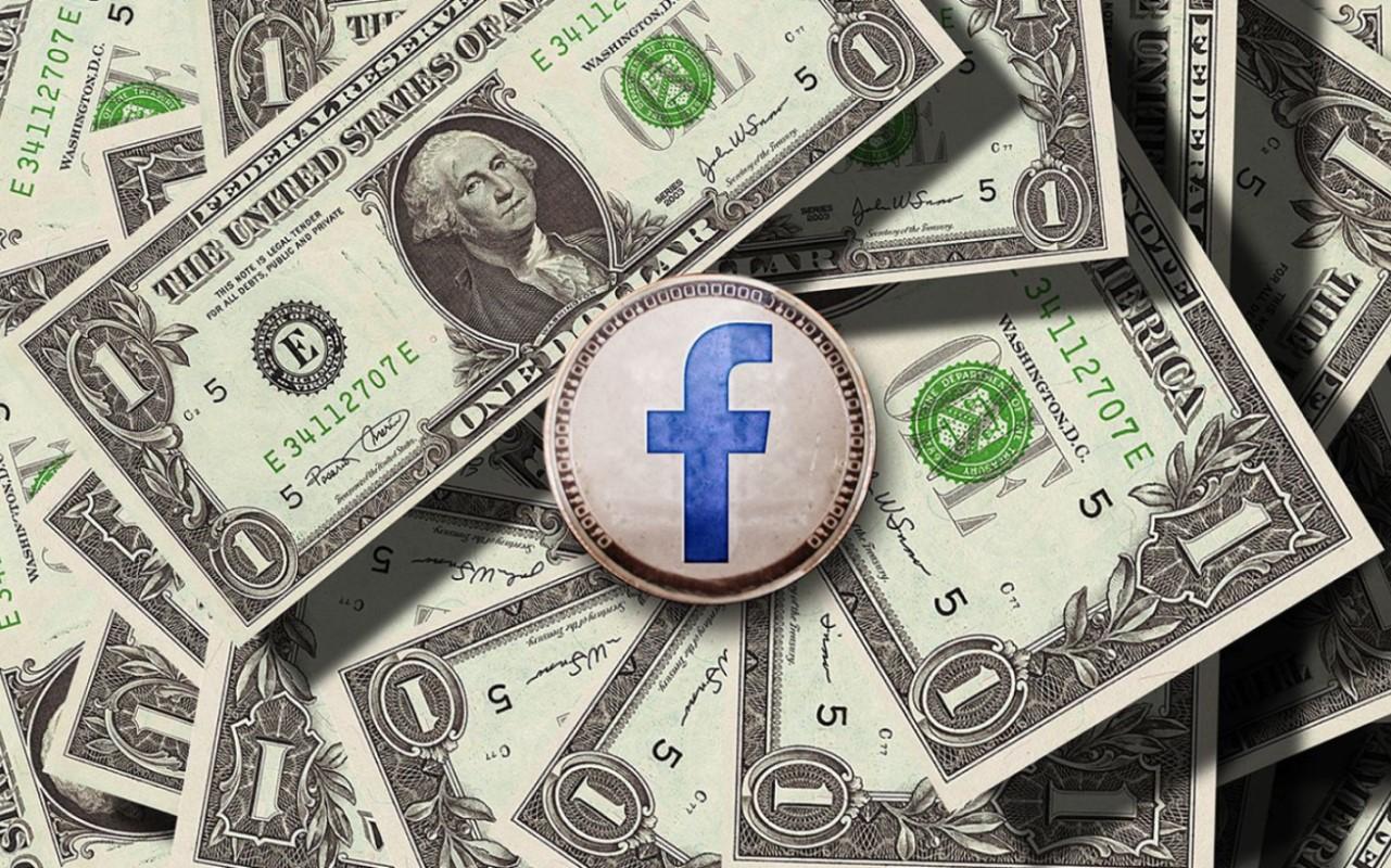 Facebook caută să obțină 1 miliard de dolari finanțare pentru FB coin