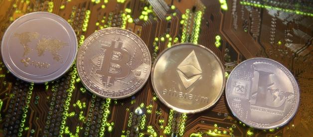 Bitcoin se apropie de 11.000$ pe măsură ce piața scade